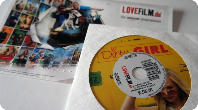 Meine Erfahrung mit Lovefilm
