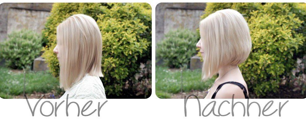 Lange Oder Kurze Haare Die Qual Der Wahl Zuckerblondde
