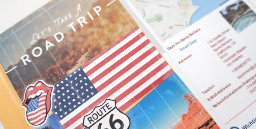 Unterlagen USA