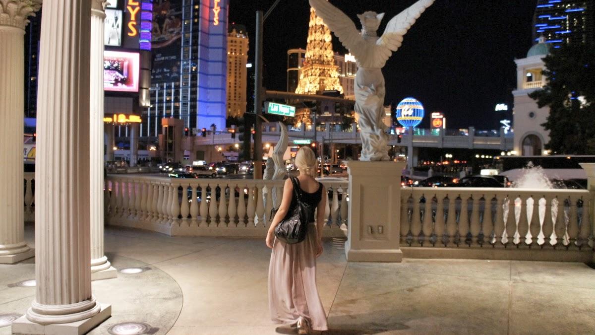zuckerblond in Las Vegas