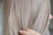 Graue Haare Silberblond Zuckerblond De